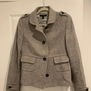 Banana Republic Grey Coat
